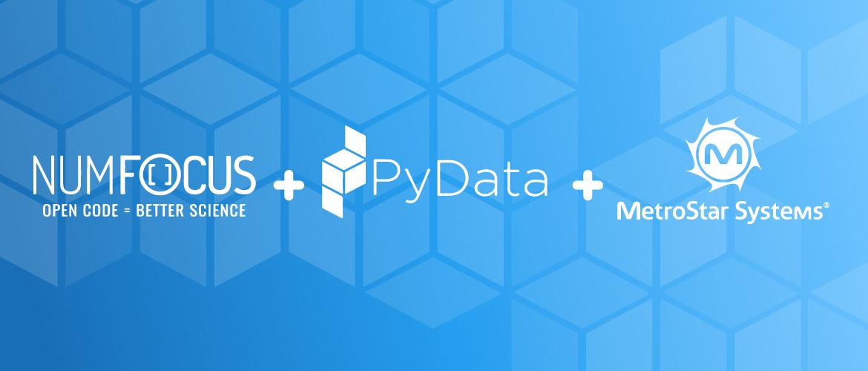 MetroStar's Partnership with NumFOCUS and PyData